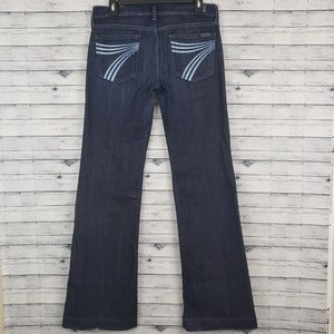 7 For All Mankind | Dogo Flare Jean's Sz 29